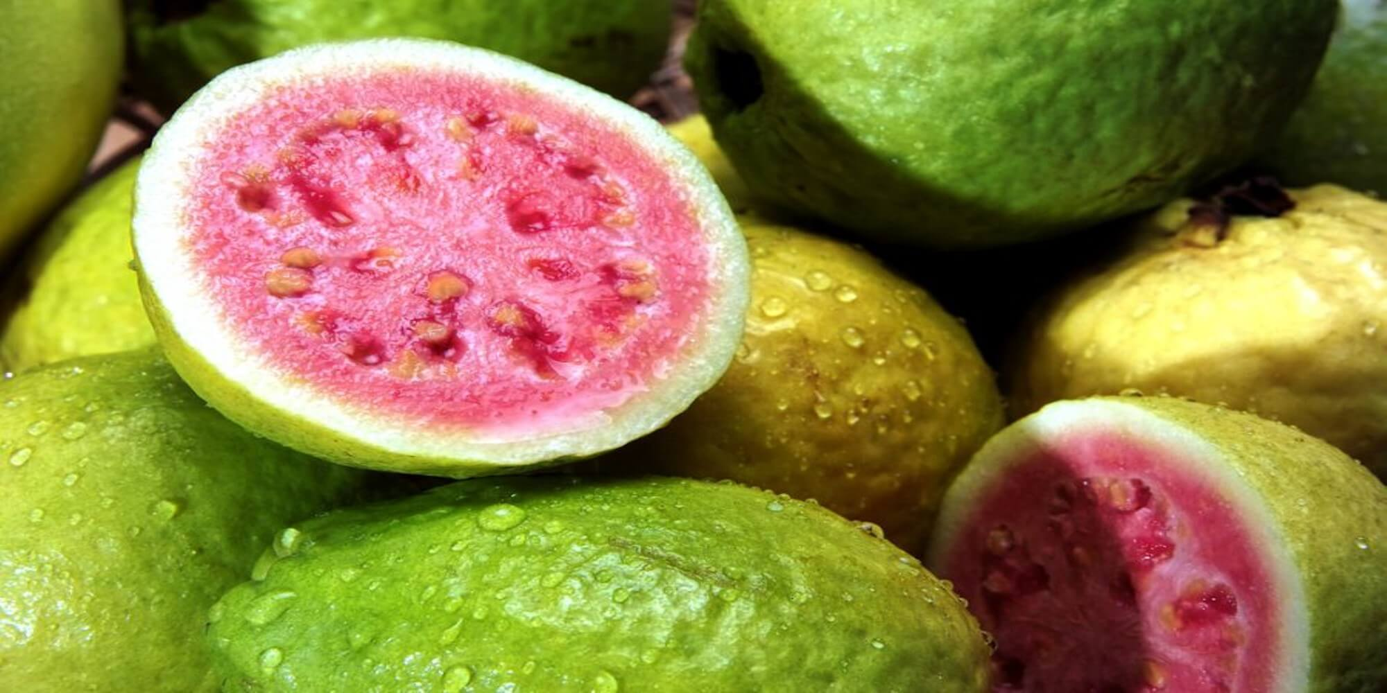 allahabadi surkha guava image