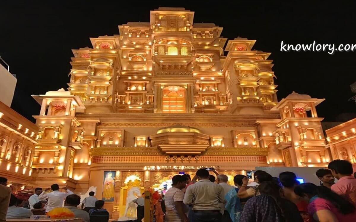 Durga Puja Pandals Image
