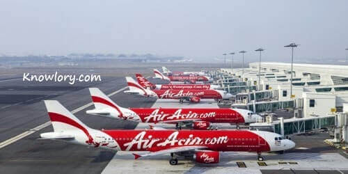 Air Asia Airlines Image