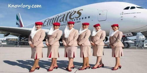 Emirates-airlines-With-Airhostess-Image