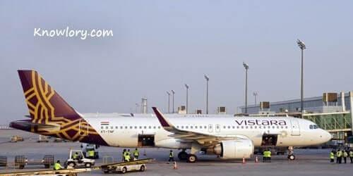 Vistara Airlines Image